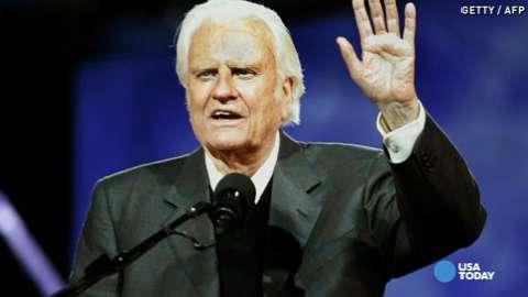 Billy Graham hospitalized again