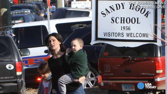 Chilling 911 tapes of Sandy Hook massacre released