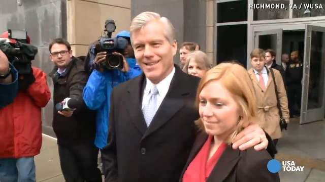 Ex-Virginia governor issued gag order by judge