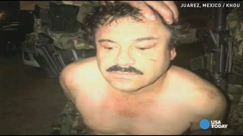 Mexico's most wanted drug kingpin captured