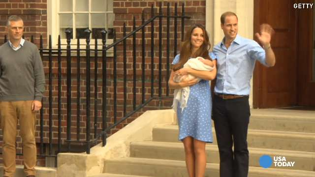 William and Kate expecting royal baby number two