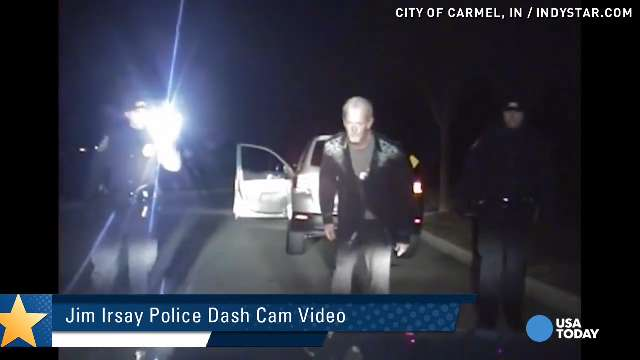 Colts Owner Jim Irsay seen stumbling in DUI video