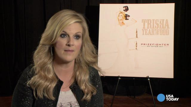 Trisha Yearwood was 'nervous' singing with Garth Brooks