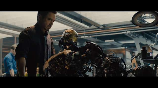 Ultron, a renegade robot, pits the Avengers against one another in Marvel's highly anticipated sequel 'Avengers: Age of Ultron.'