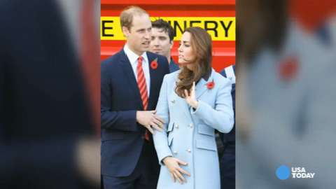 Will and Kate are coming to the USA