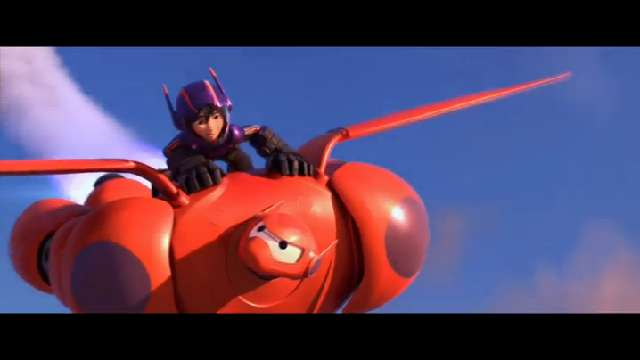 Review Of Big Hero 6 A New Disney Animated Film With Voices By