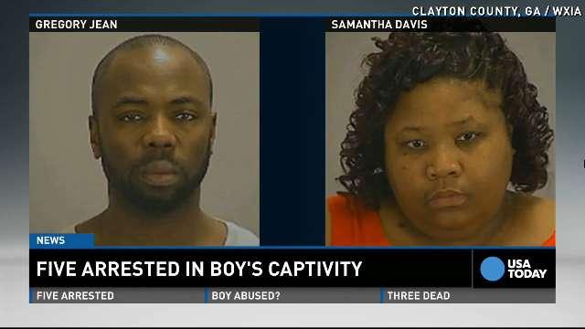 Dad arrested after missing boy found hidden in home