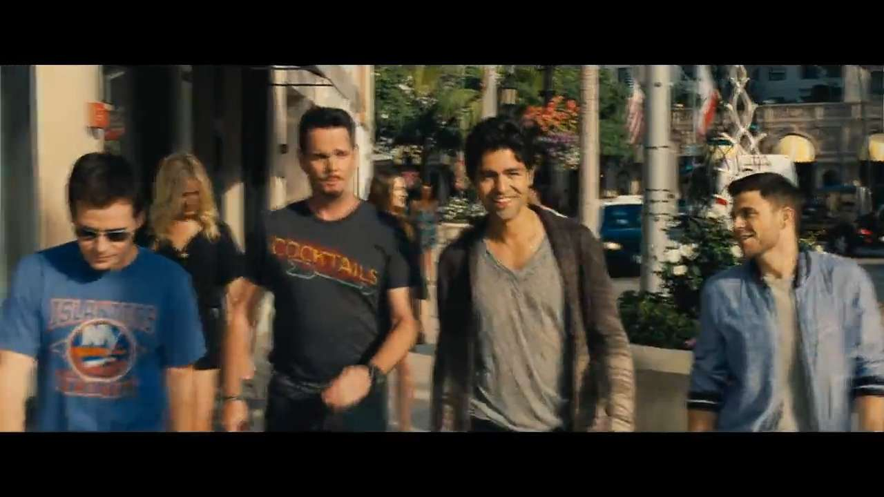 Vince, E, Turtle and Drama are back but this time the boys are hitting the big screen in the movie adaptation of HBO's hit show 'Entourage.' Fans can expect to see the entire main cast in the movie, plus some A-list guest stars.