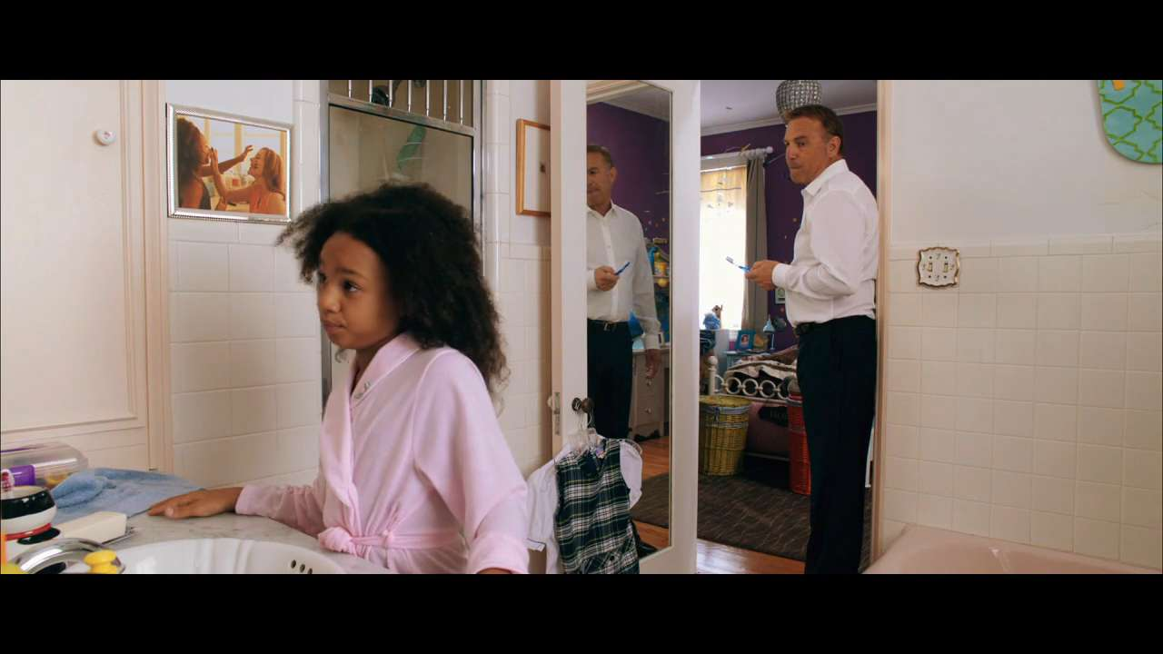 'Black or White' tells the story of a grieving white widower taking solo care of his biracial granddaughter after his wife's death. The drama takes a racially charged turn and leads to a brutal custody battle.