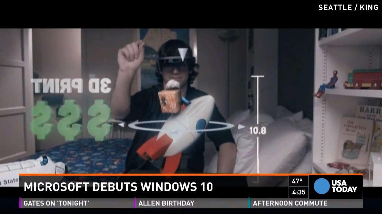 windows 10 hololens could make microsoft cool again