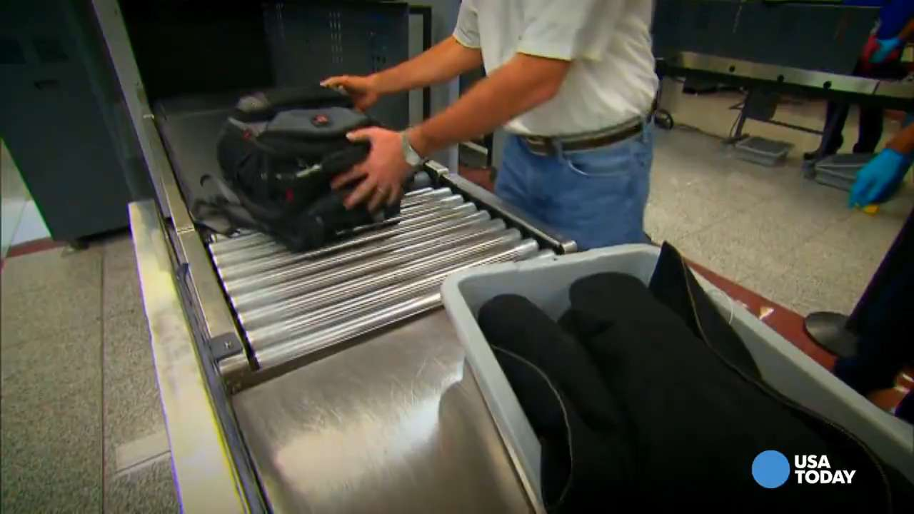 If you're sick of paying checked bag fees every time you fly, Matt Granite has some news for you. Here are his top 5 ways to never pay those fees again.