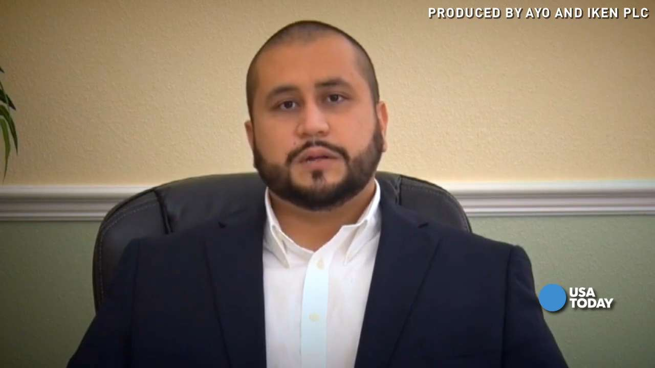 George Zimmerman blames Obama in new video