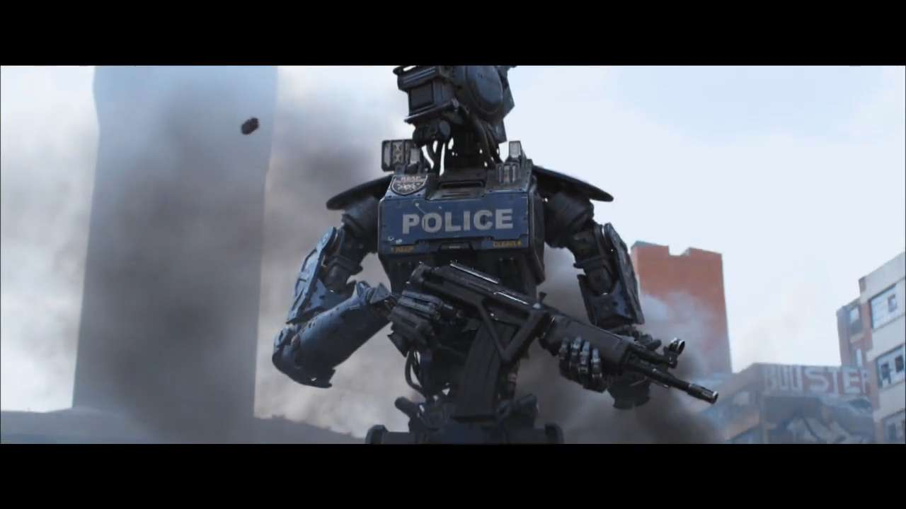A police droid is stolen, given new programming and becomes the first robot with the ability to think and feel for himself.