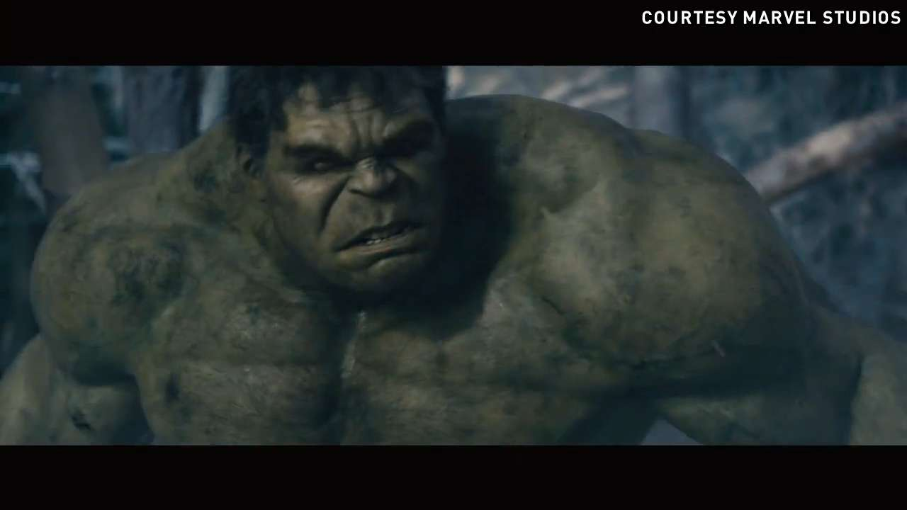 Watch the Black Widow coax Bruce Tanner out of the Hulk in this clip from 'Avengers: Age of Ultron.'