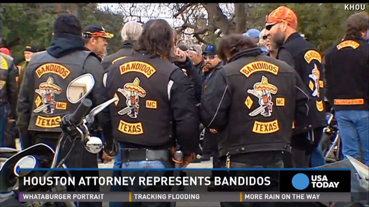 Bandidos' attorney: Club is mostly 'regular' people