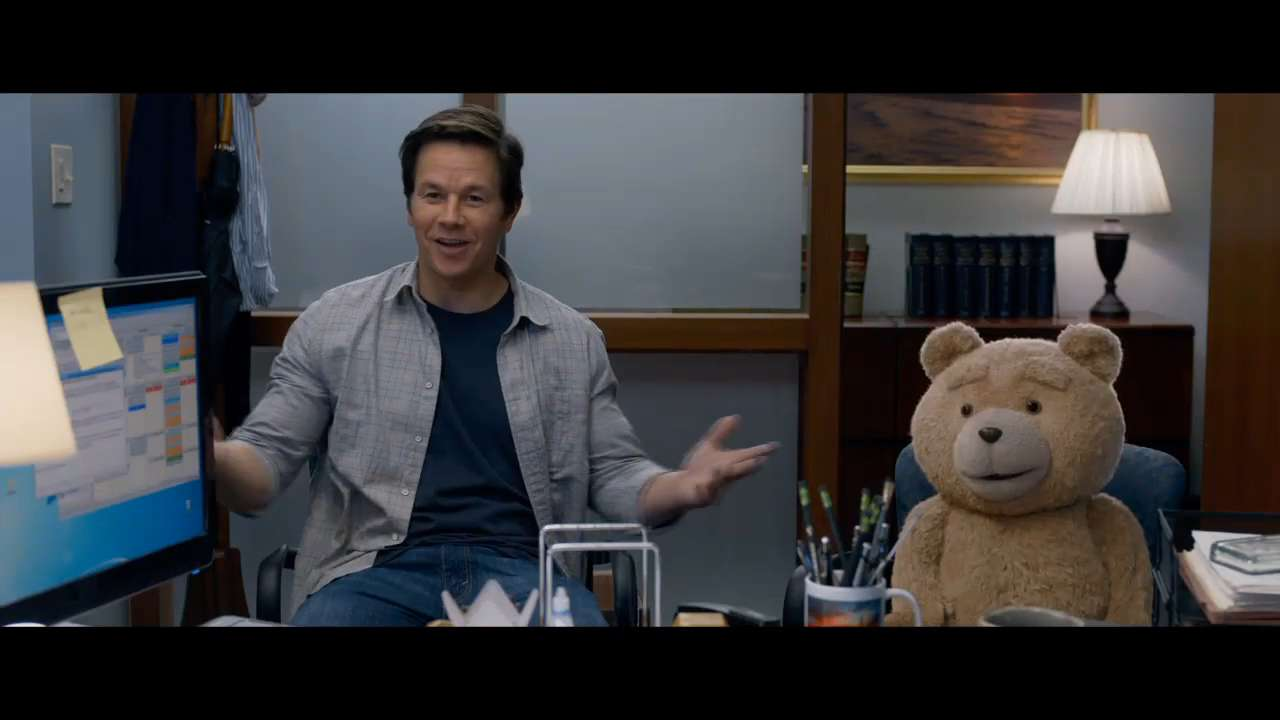 After finding out that he is legally considered property and not a person, Ted employs a young lawyer and civil rights attorney to get the justice he deserves.