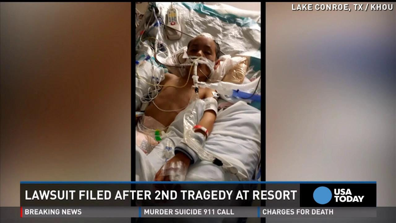 Family sues after boy shot in the head with an arrow