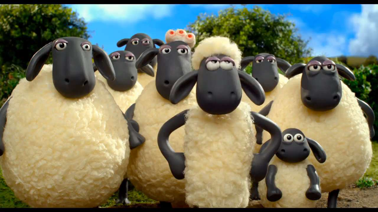 Shaun the sheep and his flock leave the farm for new adventures in the big city.