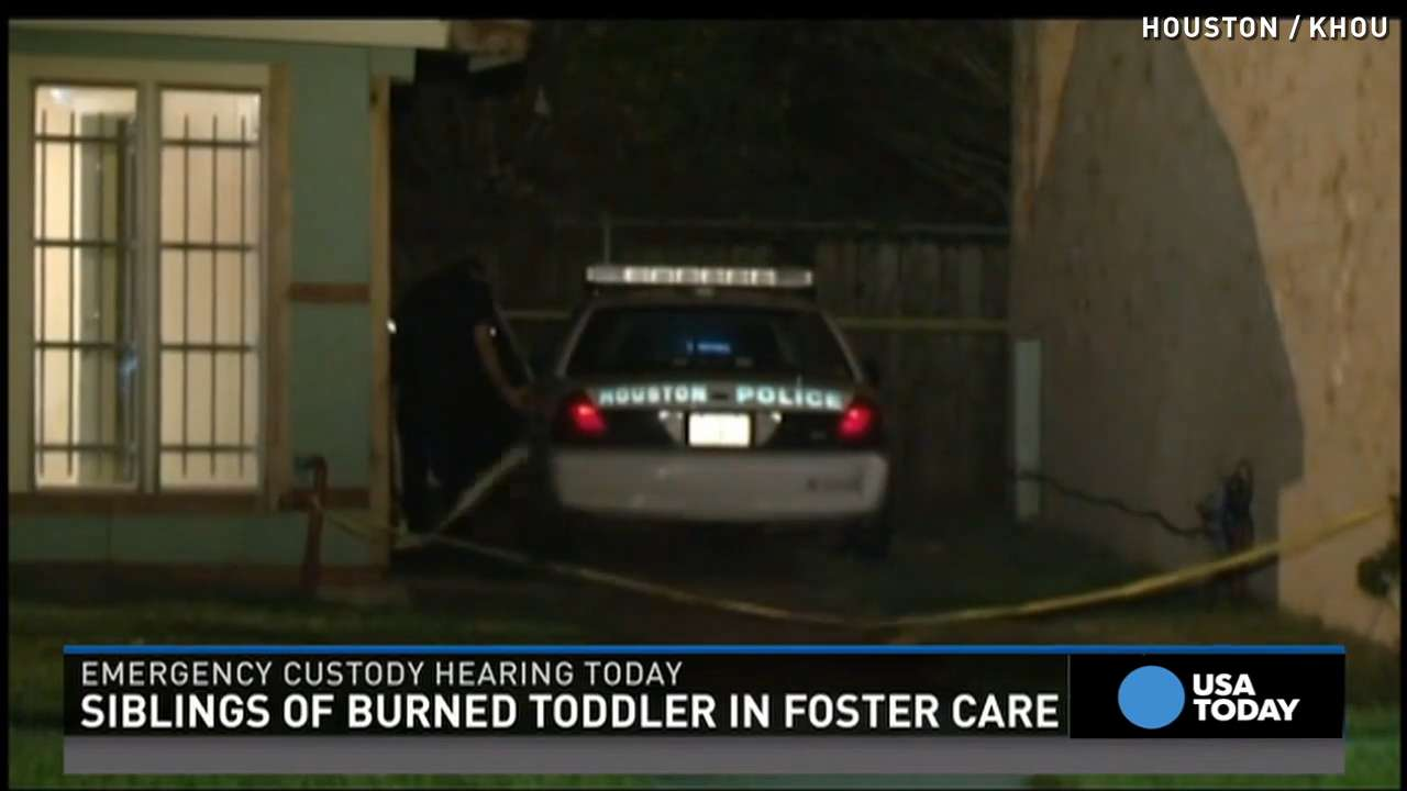 Baby dies after siblings put her in oven