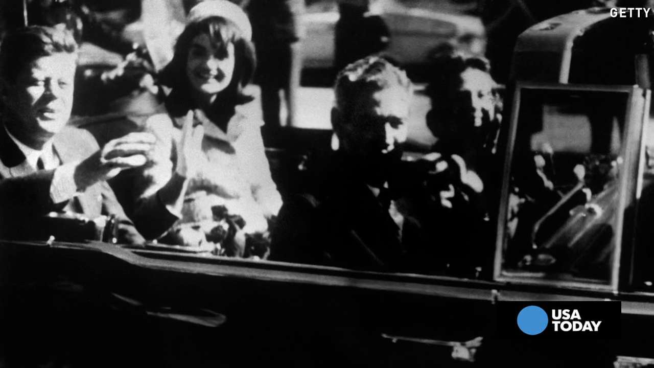 Woman who witnessed JFK assassination shares story