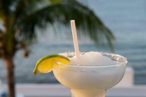 Post Courier Food Margarita Recipe