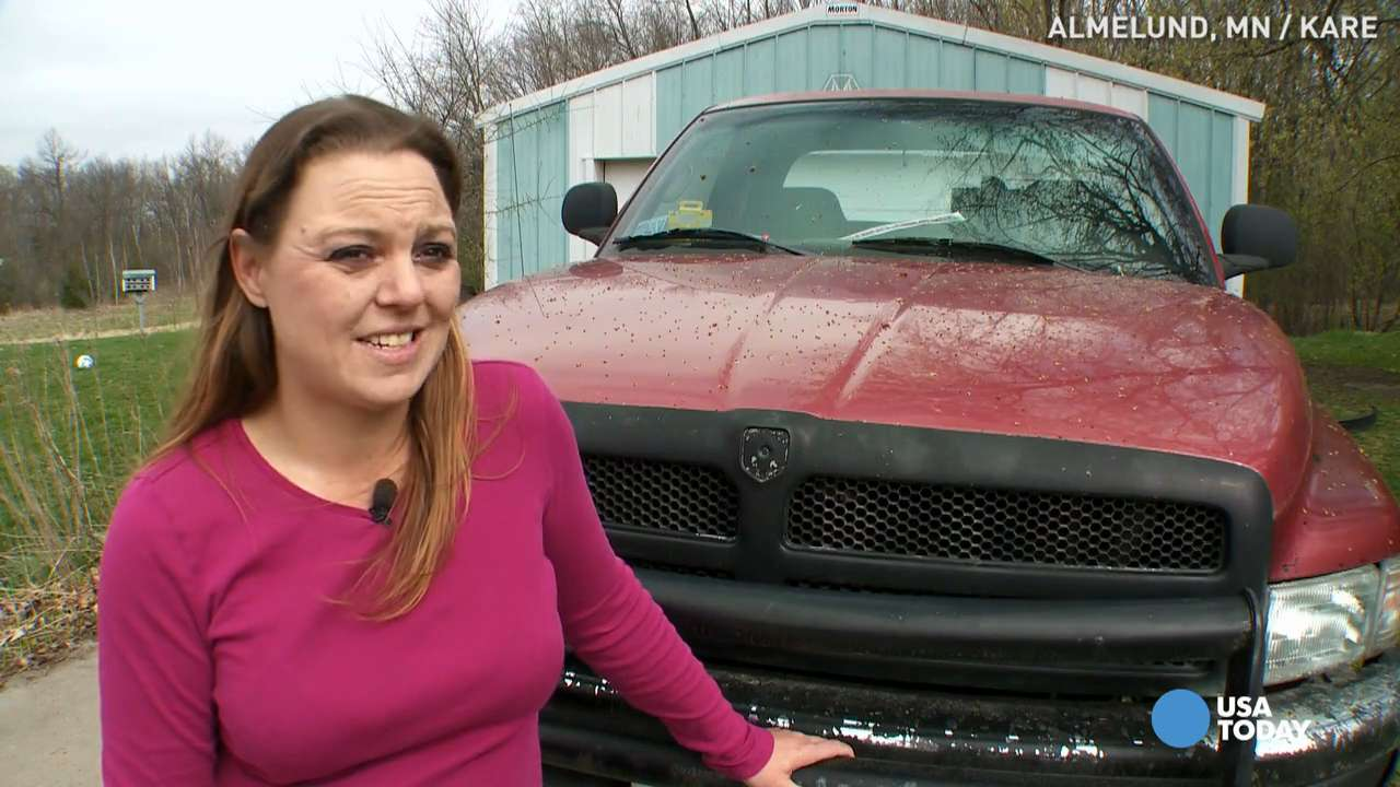 'Meanest Mom' selling daughter's truck on Craigslist