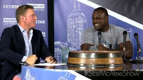 Episode 2: Replay of the Pat McAfee Show with Colts DE Cory Redding