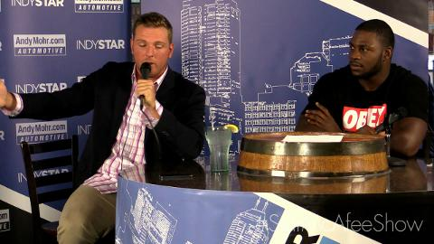 Episode 1: Replay of the Pat McAfee Show (last 16 minutes)