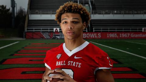 Ball State's Snead learned from coach father