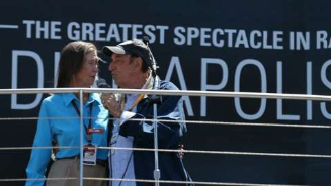 """Jim Nabors sang """"(Back Home Again in) Indiana"""" for the last time at the Indianapolis 500 on May 28, 2014. He started singing this song in 1972 and """"I never dreamed I'd be doing this 42 years later,"""" he said."""