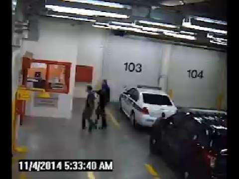 Teen suspect arrives at Hamilton County Jail