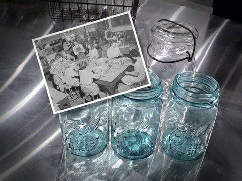 Canning exhibit preserves a bit of state's past