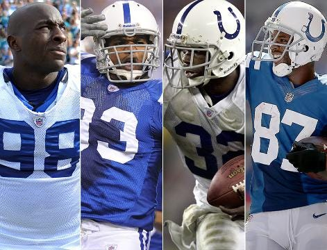 d80ca1f94b3521 Will Edgerrin James, other Colts follow Dungy, Harrison into Hall of Fame?