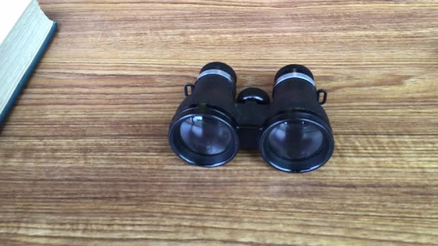 GLENN BLACK ARTIFACTS: Field Glasses
