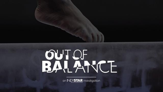 Out of Balance: How USA Gymnastics protected coaches over athletes