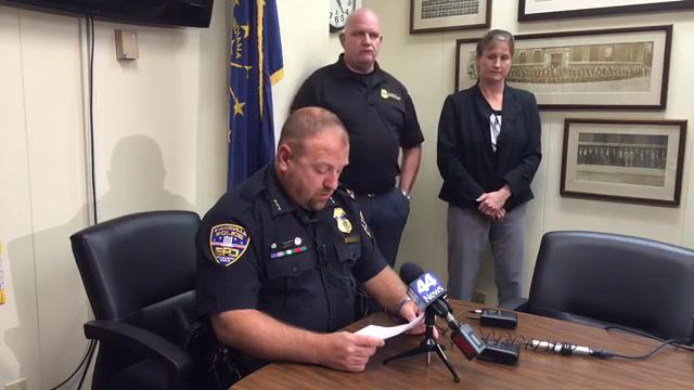 EPD press conference related to use of force investigation