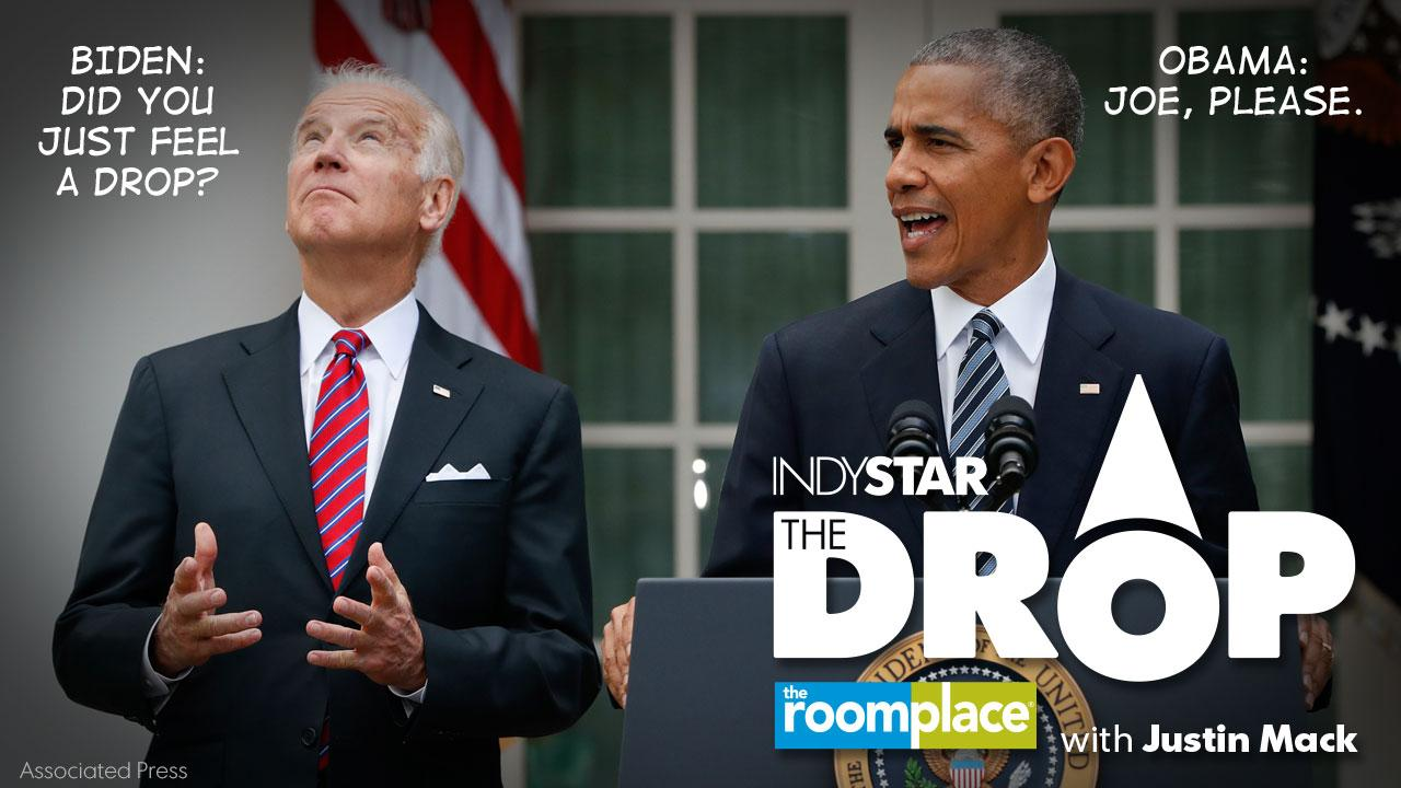 The Drop for Nov. 15: Pedal pub laws, Biden memes and high-tech sneakers