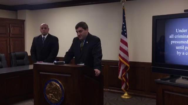 Prosecutor's office address investigation of three EPD officers - P. 4