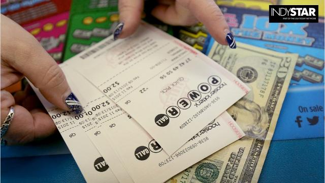 Winning Powerball ticket from Indiana worth $435M