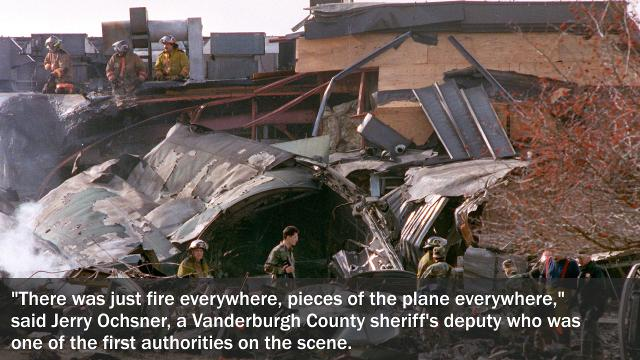 25th anniversary of C-130 plane crash off US 41