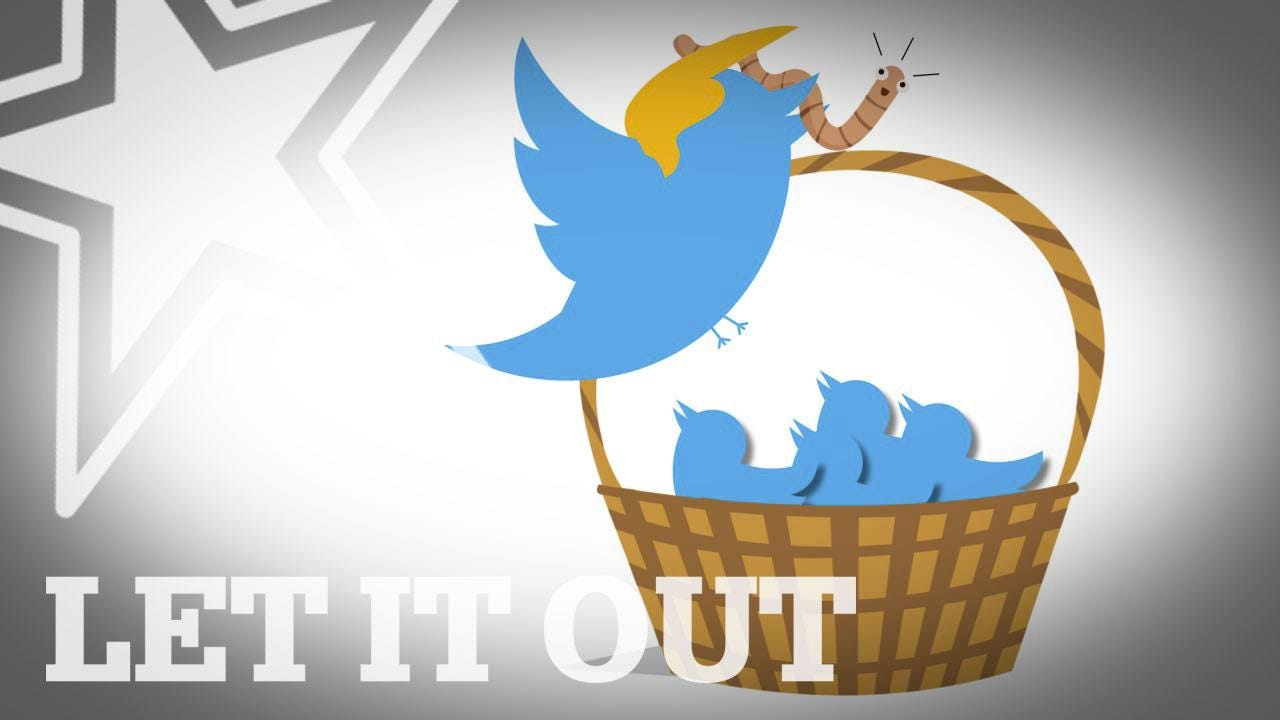 Let It Out: Truth, Twitter and spandex