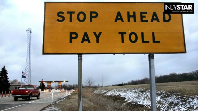 Indiana Gas Tax >> Why Indiana Might Start Using Tolls