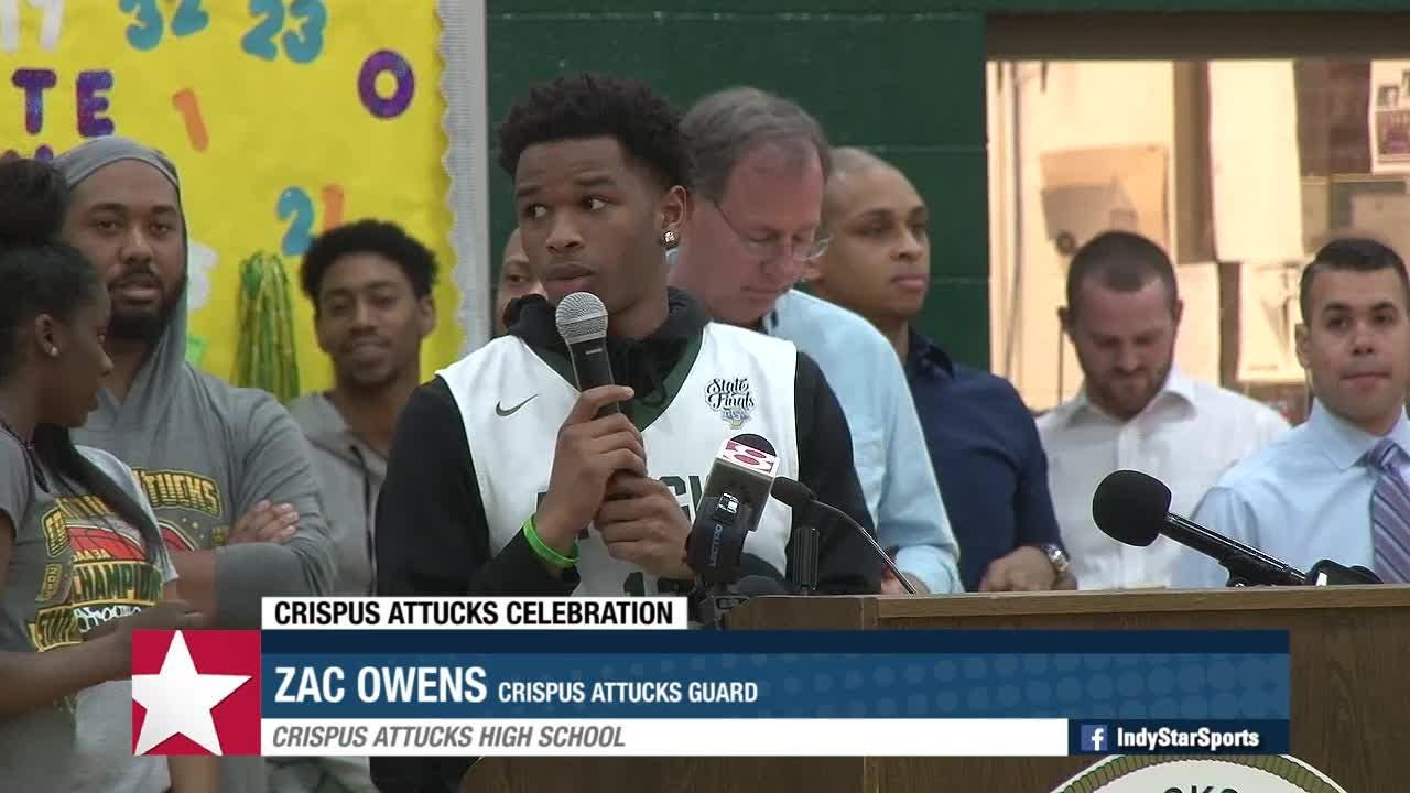 Crispus Attucks basketball legends speaking at IPL's Center for Black Literature and Culture