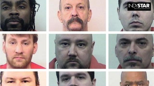 12 men on Indiana's Death Row