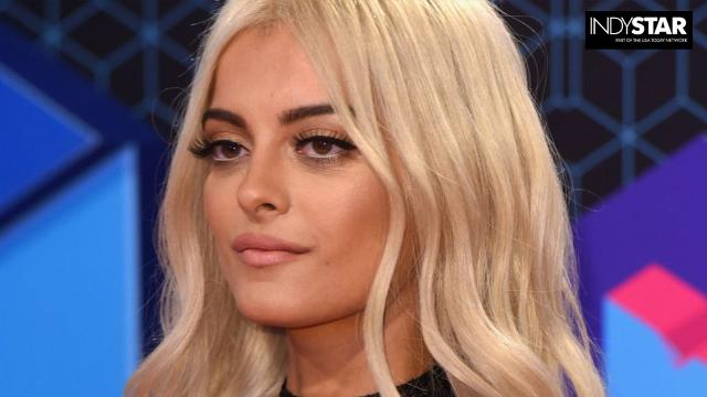 who s bebe rexha indy 500 looks to catch a rising star with anthem