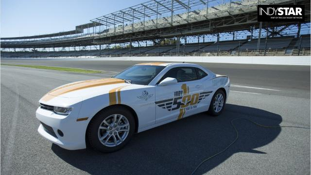 The 10 best Indianapolis 500 pace cars of all time
