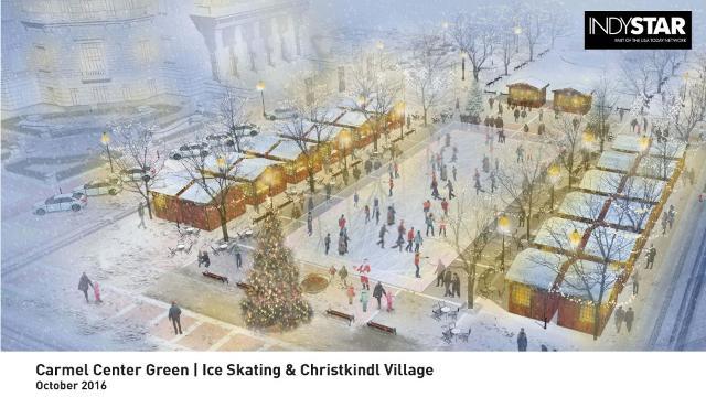 Carmel Christmas Market 2019 Carmel's Christmas market, ice rink, to open Nov. 18