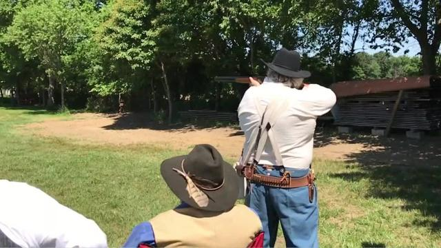 Shootist group preserves ways of the Old West