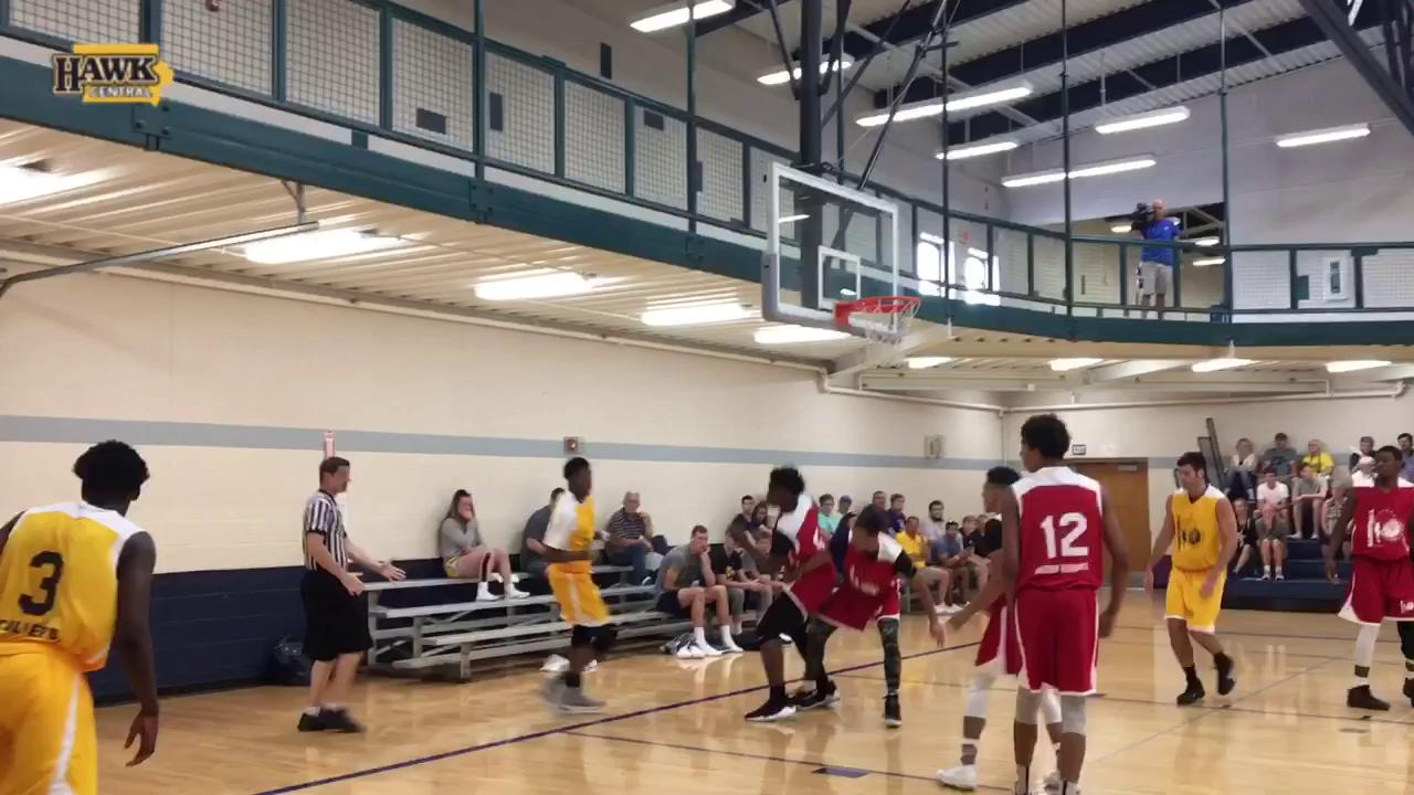 Tyler Cook dunks, blocks and assists his way through Prime Time League Day 1