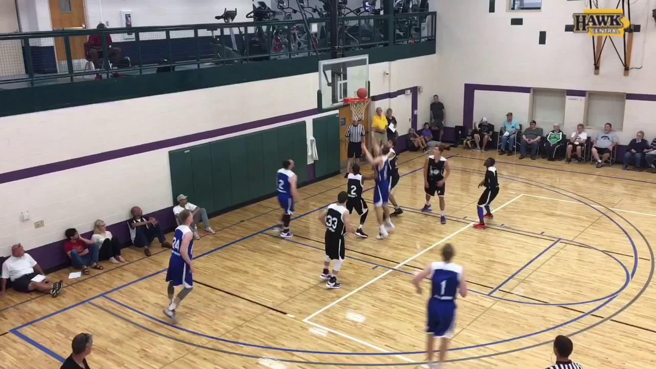 Luka Garza opens PTL action with ... a 3-pointer?